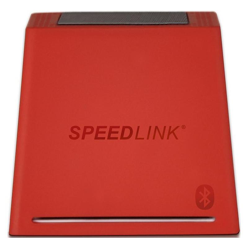Speedlink kõlar Cubid BT, punane (SL-8904-RD)