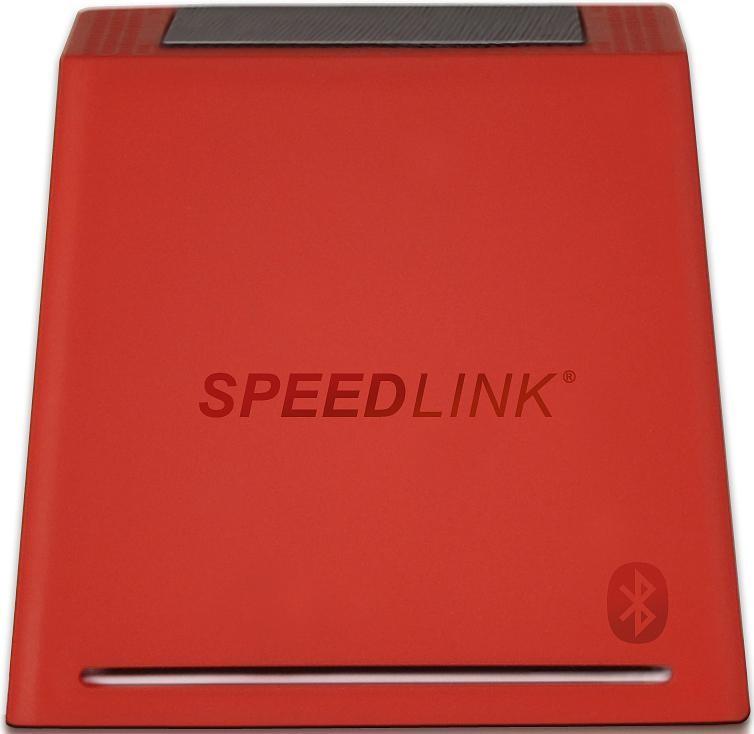 Speedlink kõlar Cubid BT, punane (SL-89..