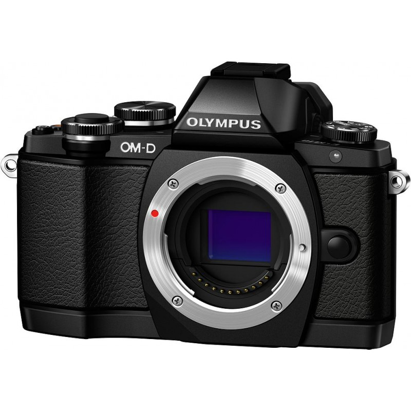 Olympus OM-D E-M10 + 14-42 II R Kit, must