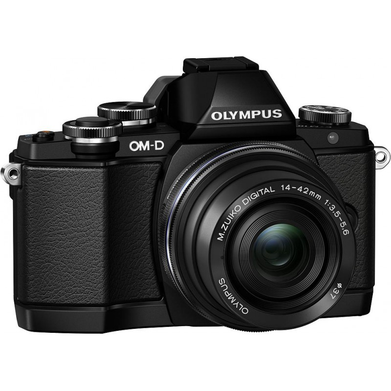 Olympus OM-D E-M10 + 14-42 EZ Kit, must