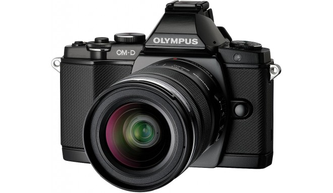 Olympus OM-D E-M5 + 12-50mm EZ Premium Kit, must