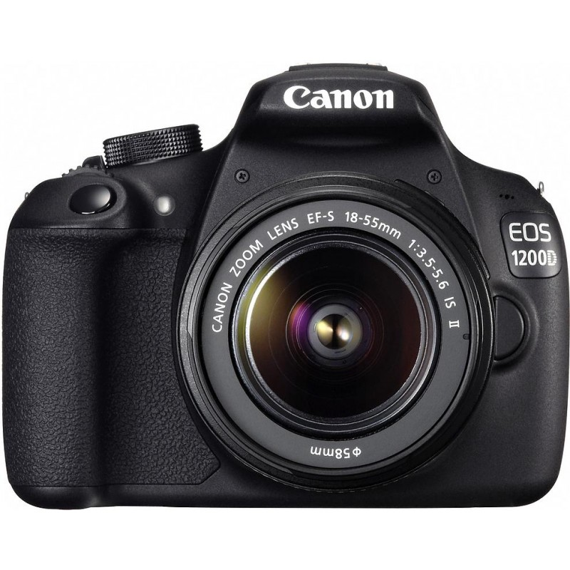 Canon EOS 1200D + 18-55mm IS II Kit