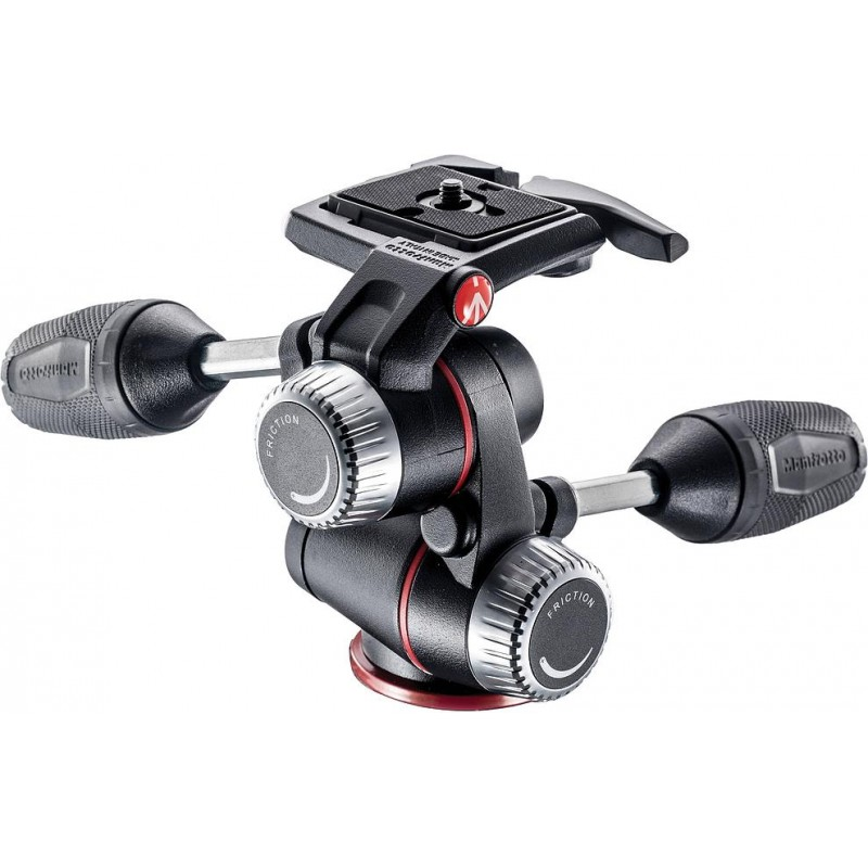 Manfrotto 3-suunaline pea MHXPRO-3W