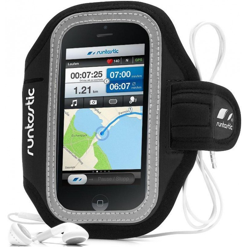 Runtastic Bluetooth датчик пульса + крепление на руку