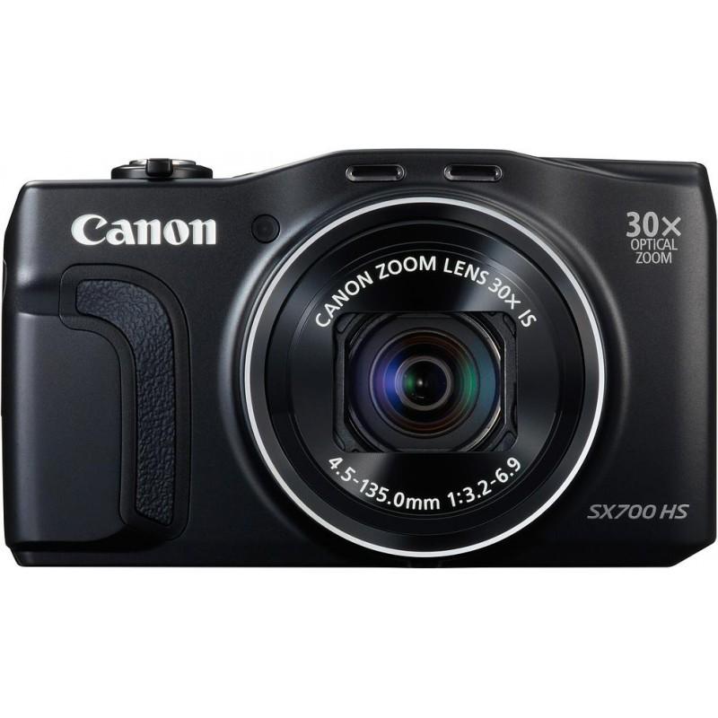 Canon PowerShot SX700 HS, must