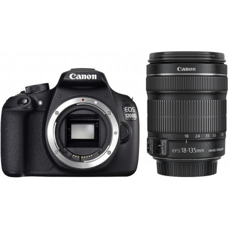 Canon EOS 1200D + 18-135 мм IS Kit