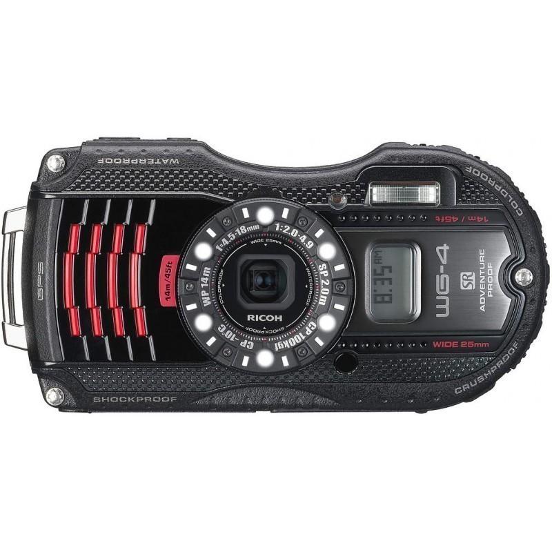 Ricoh WG-4 GPS, must