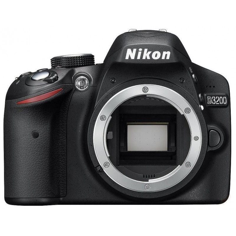 Nikon D3200 + 18-55mm VR II Kit