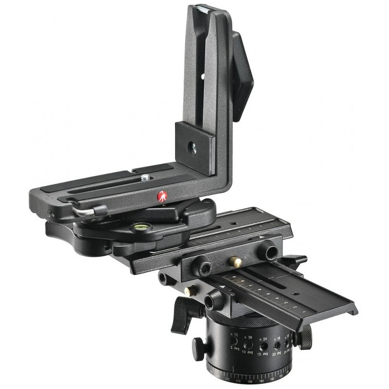 Manfrotto panoramic head MH057A5
