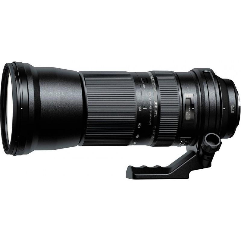 Tamron SP 150-600мм f/5.0-6.3 DI VC USD объектив для Nikon