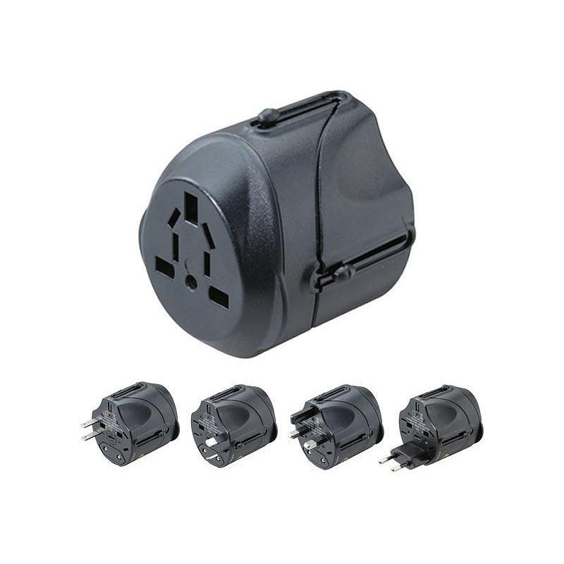 Vivanco reisiadapter AC/AC Multi Travel Adapter (30466)