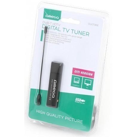 Omega TV kaart DVB-T USB Tuner MPEG4 HD CITI T900