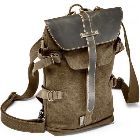 National Geographic mugursoma/pleca soma Backpack/Sling Bag, brūna (NG A4569)