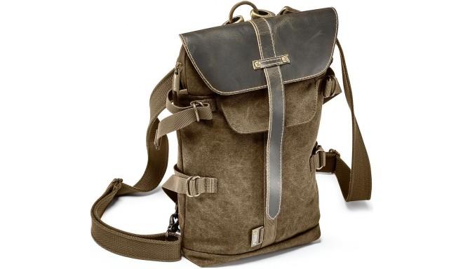 National Geographic Backpack/Sling Bag, brown (NG A4569)