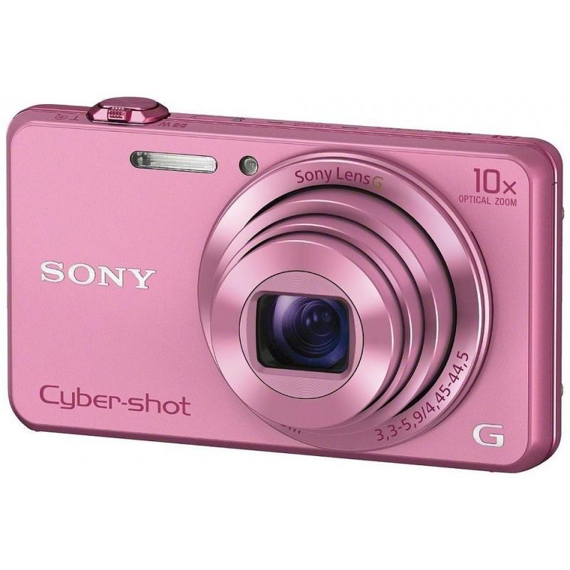 Sony DSC-WX220, pink
