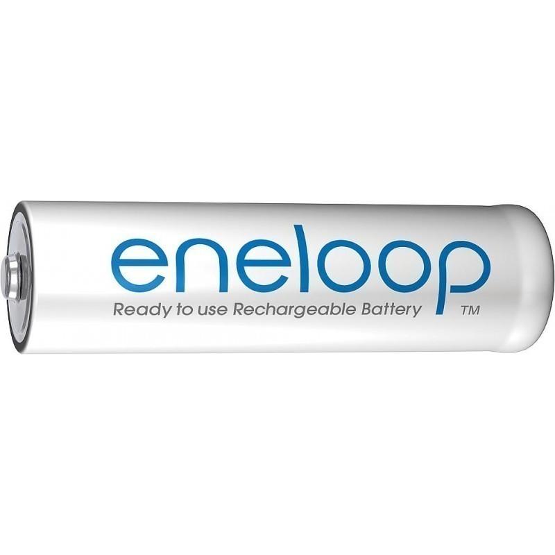 Panasonic eneloop laadija BQ-CC17+4×1900