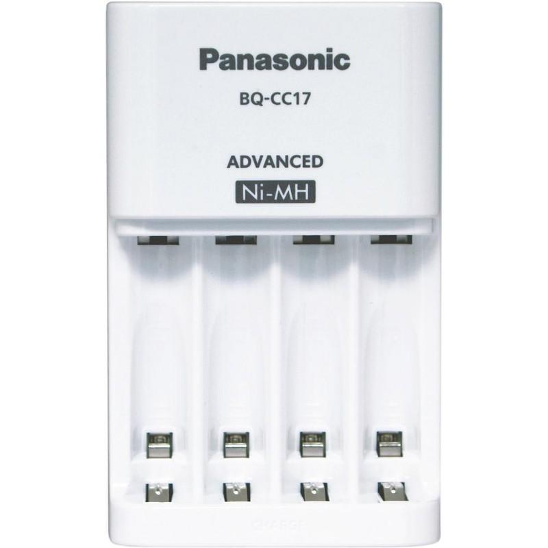 Panasonic eneloop зарядка BQ-CC17+4×1900