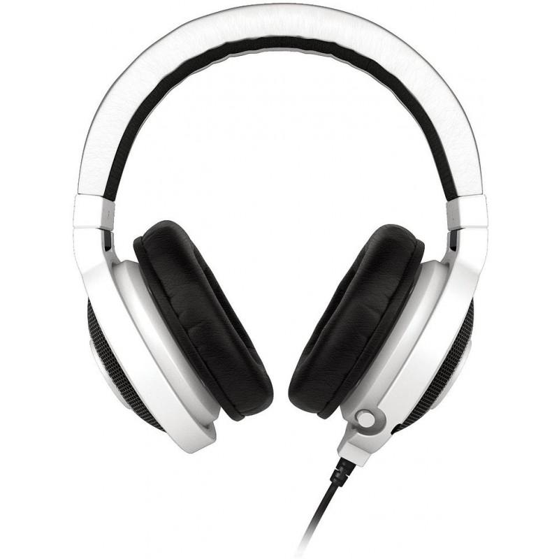 Razer kõrvaklapid + mikrofon Kraken Pro, valge