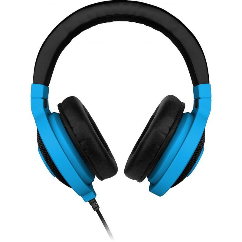 Razer Headphones Kraken Neon Blue Headphones Photopoint
