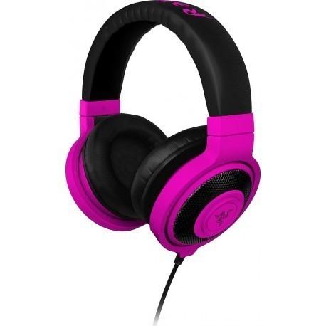 Razer kõrvaklapid Kraken Neon, lilla