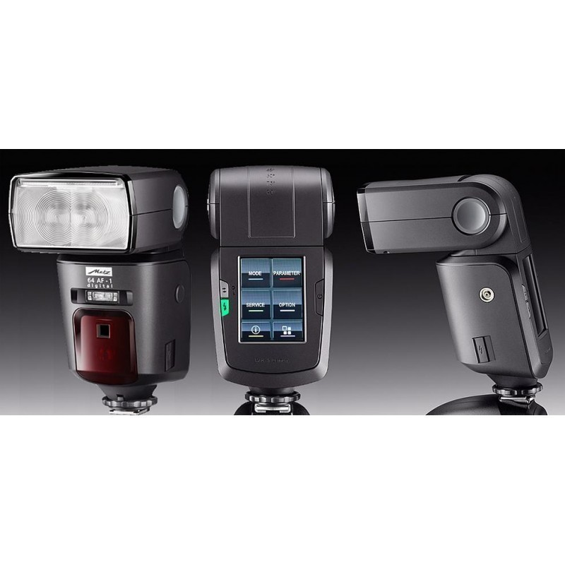 metz flash mecablitz 64 af 1 for nikon flashlights photopoint. Black Bedroom Furniture Sets. Home Design Ideas