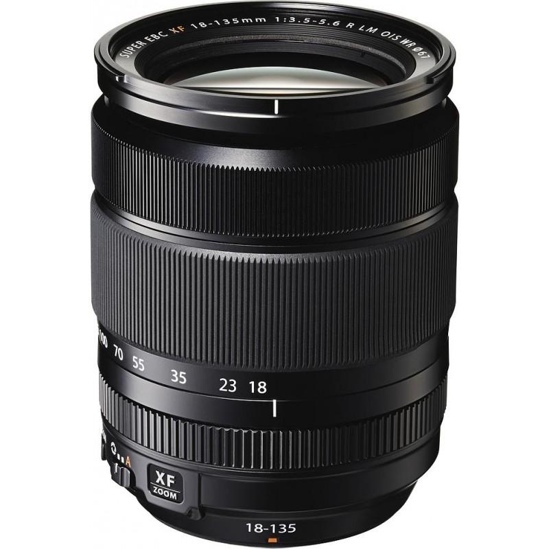 Fujifilm XF-18-135mm f/3.5-5.6 R LM OIS WR objektiiv