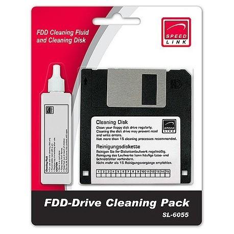 Speedlink очистительный комплект FDD-Drive (SL-6055)