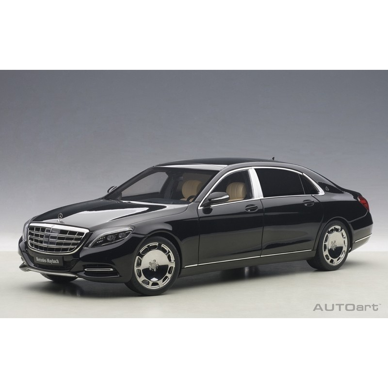 autoart mercedes maybach s klasse s600 swb 2015 model. Black Bedroom Furniture Sets. Home Design Ideas