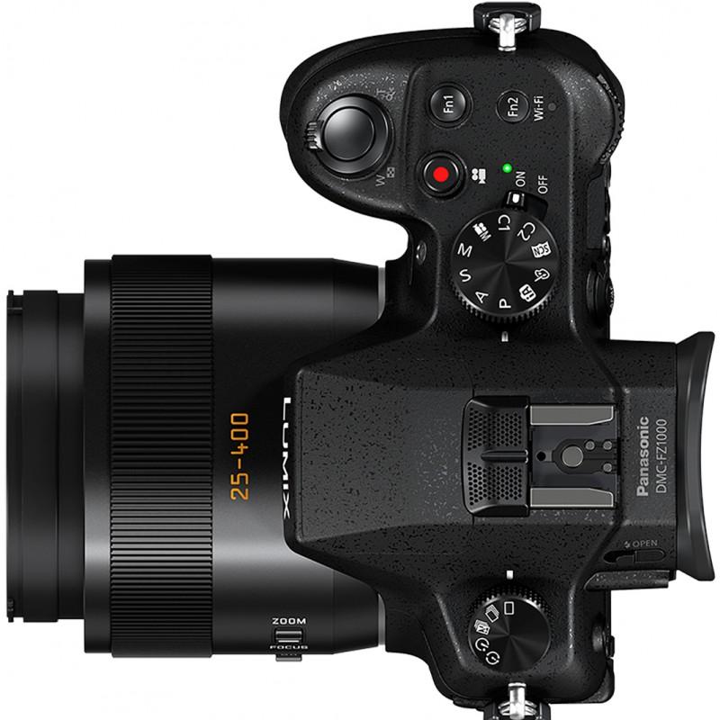 Panasonic Lumix DMC-FZ1000, must