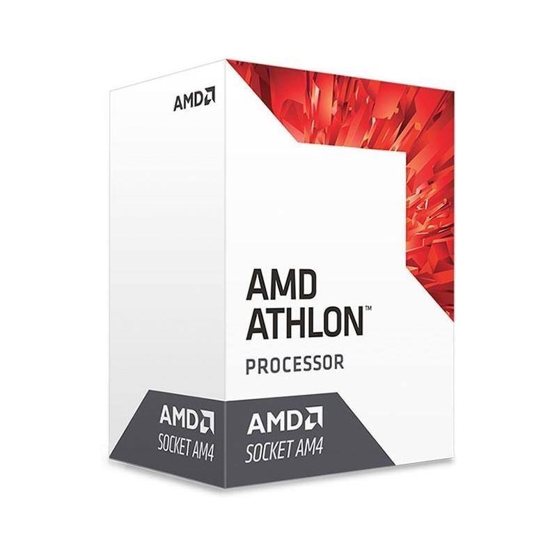AMD Athlon X4 950, AM4, 2MB