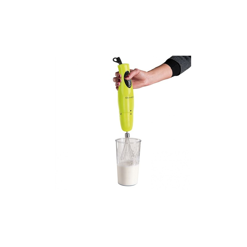 DomoClip hand blender DOP107V, yellow - Mixers & blenders - Photopoint