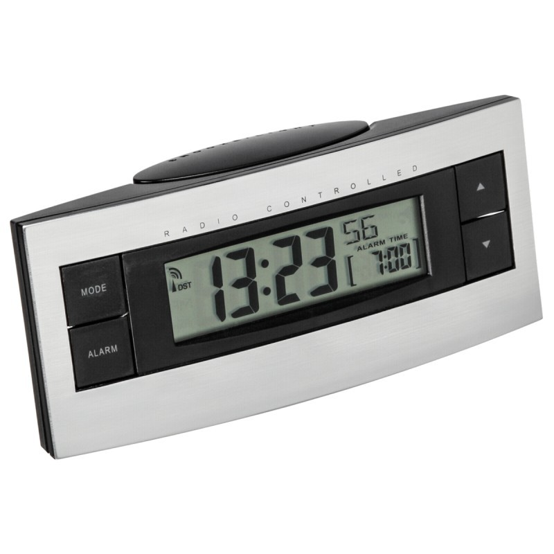 TFA 60.2511 radio controlled alarm clock - Alarm clocks ...
