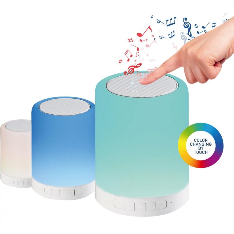 Platinet LED lamp + speaker 2in1 PDLSB01