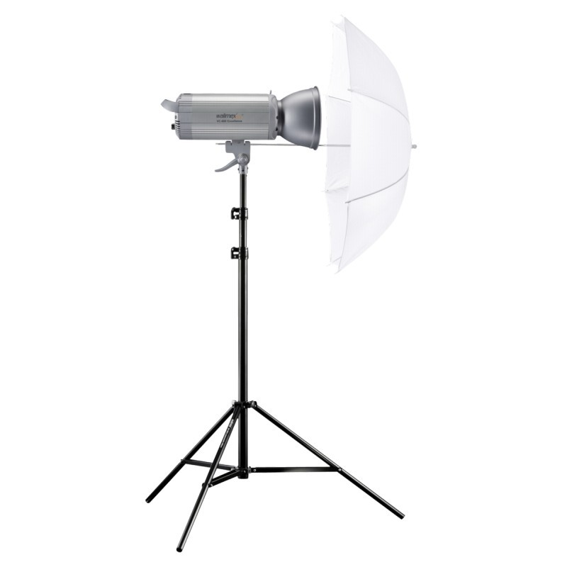 walimex pro VC-600 Excellence Kit for Beginners - Studio flashlights ...