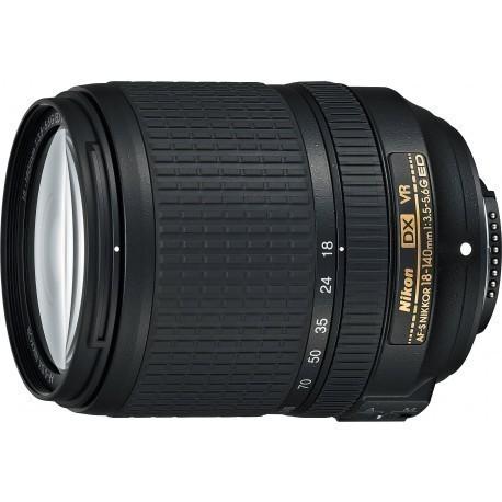 Nikkor AF-S 18-140 f/3.5-5.6 G ED VR objektiiv