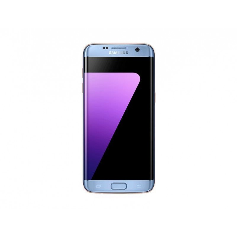 Smartphone | SAMSUNG | Galaxy S7 edge | 32 GB | Blue | WiFi | 3G | LTE | OS  Android 6 0 | Screen 5