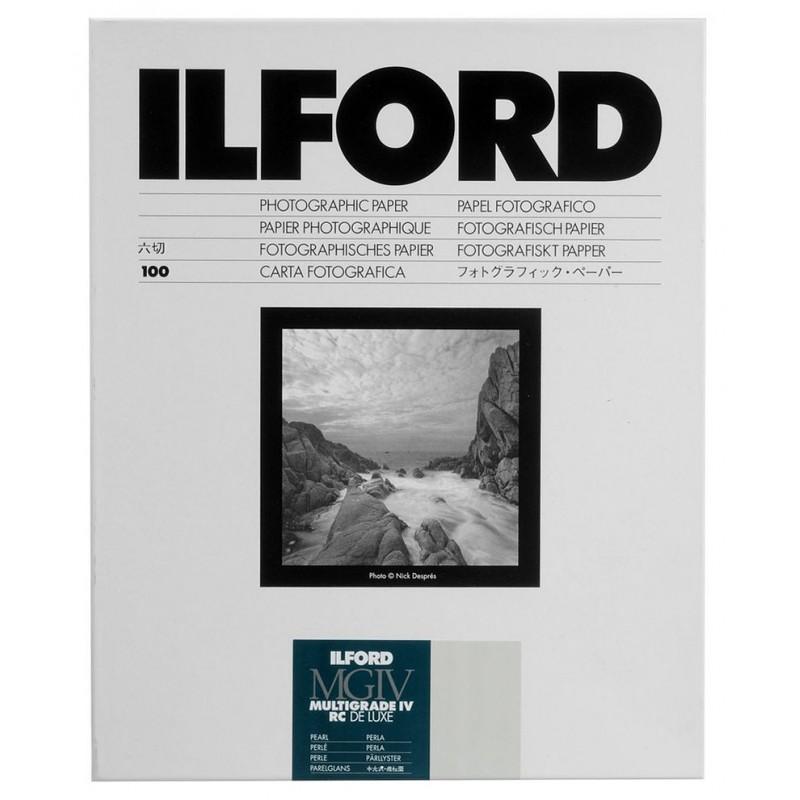 Ilford 17,8x24 cm MGIV 44M pärl 100 l.