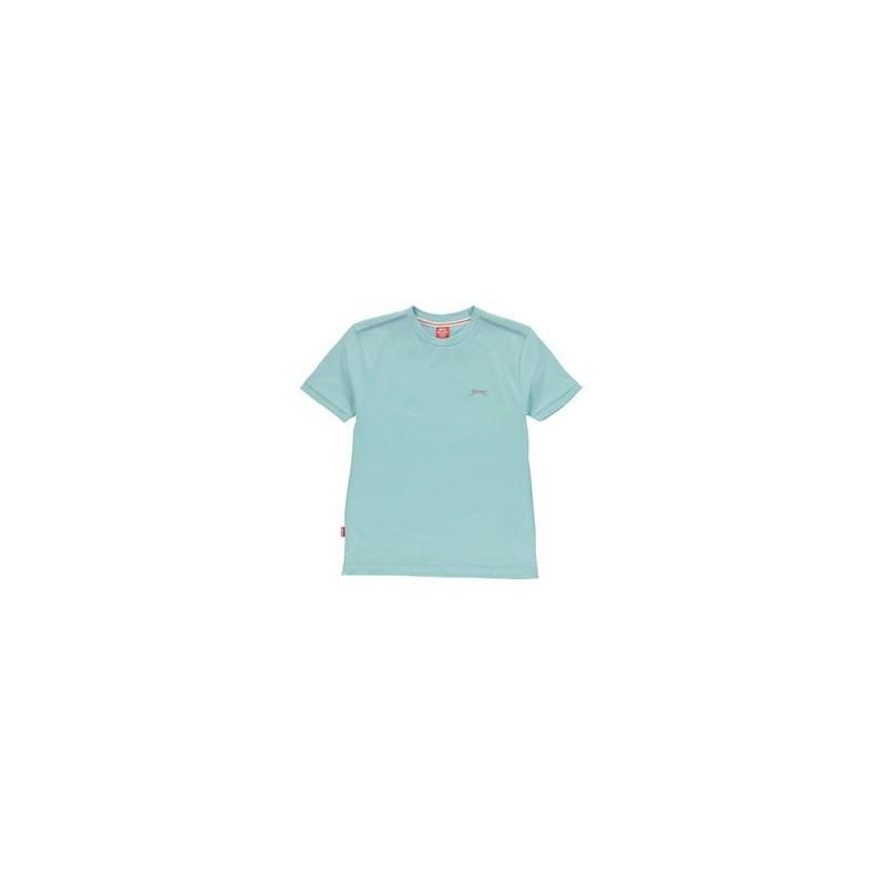 a520922af Slazenger Plain T Shirt Junior Boys - Shirts - Photopoint