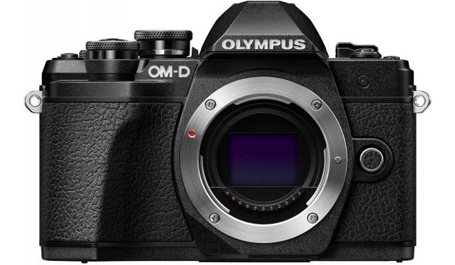 Olympus OM-D E-M10 Mark III body, черный