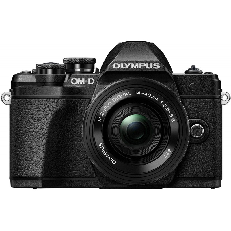 Olympus OM-D E-M10 Mark III + 14-42mm EZ Kit, must