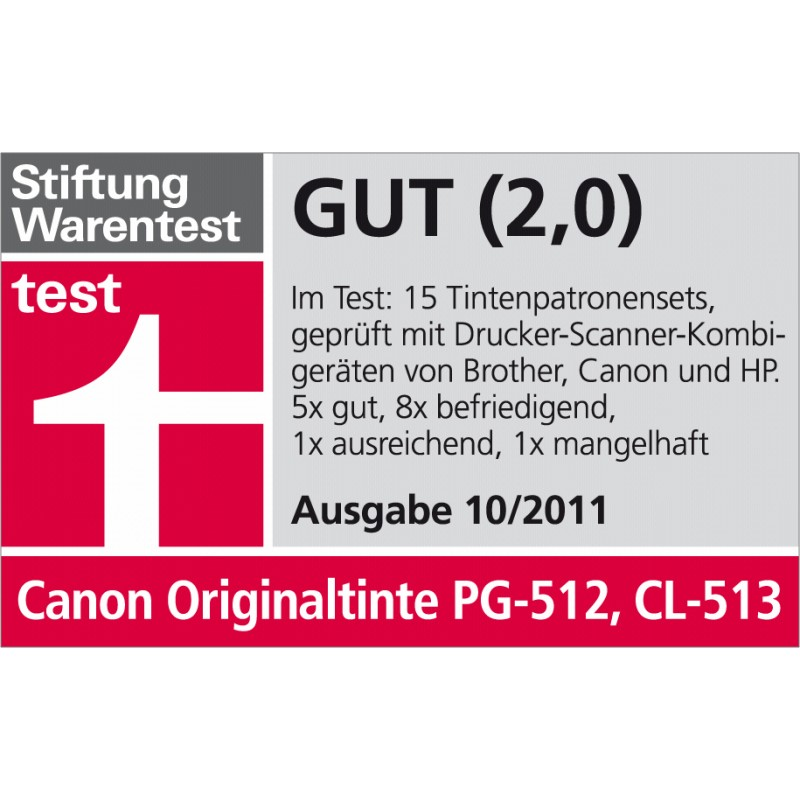 Canon PG-512 black - Inkjet ink - Photopoint