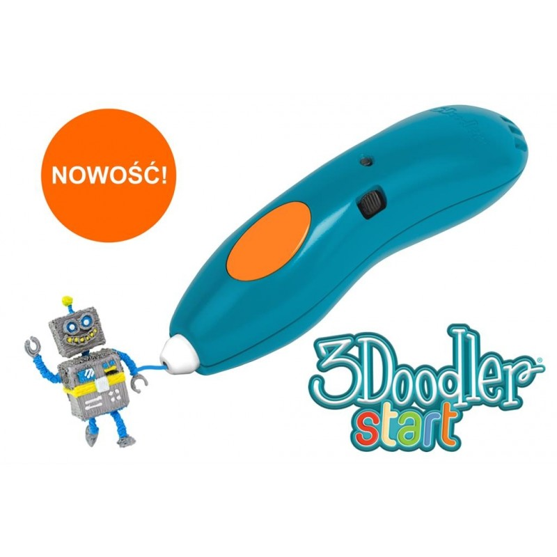 91e8a03ad87 3Doodler 3D-pliiats lastele Start Essentials - 3D-printerid - Photopoint