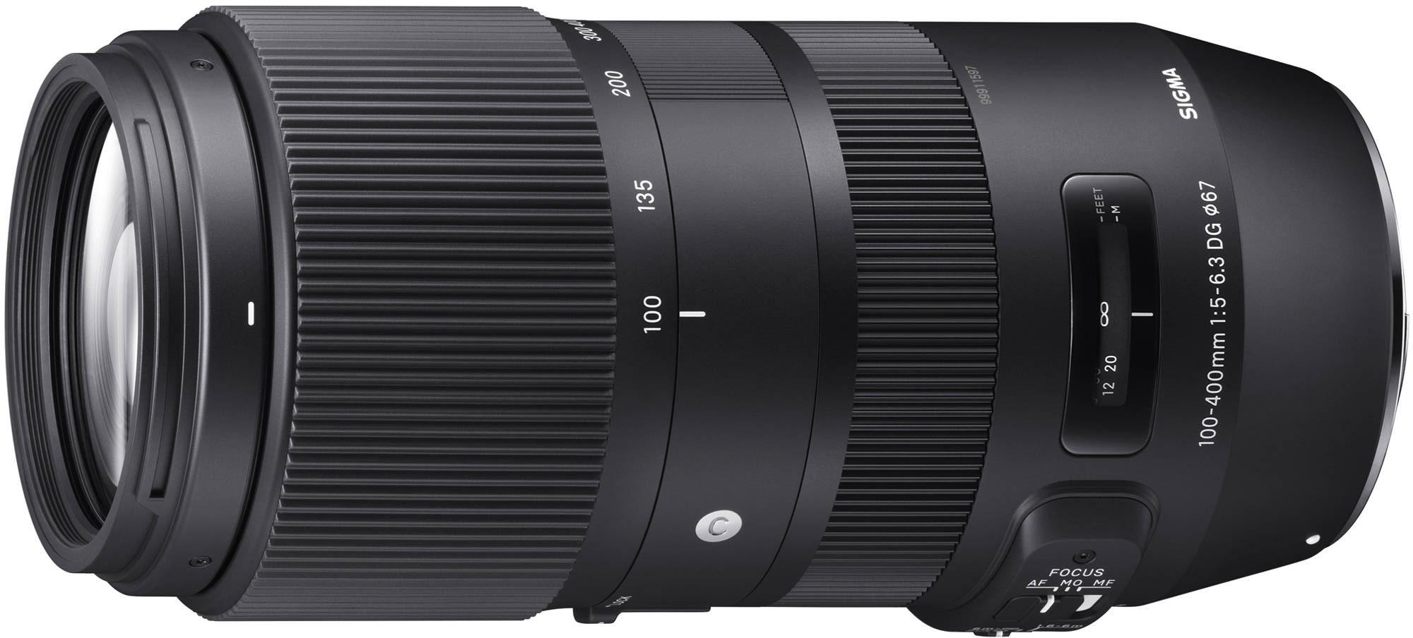 Sigma 100-400mm f/5-6.3 DG OS HSM Contem..