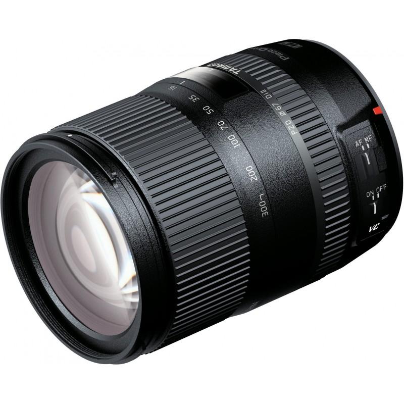 Tamron AF 16-300mm f/3.5-6.3 DI II PZD Macro objektiiv Sonyle