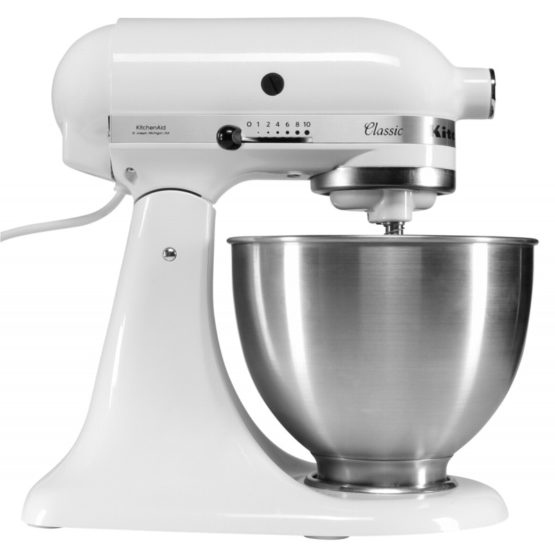 Kitchenaid Classic 5k45ssewh Mixers Amp Blenders Photopoint