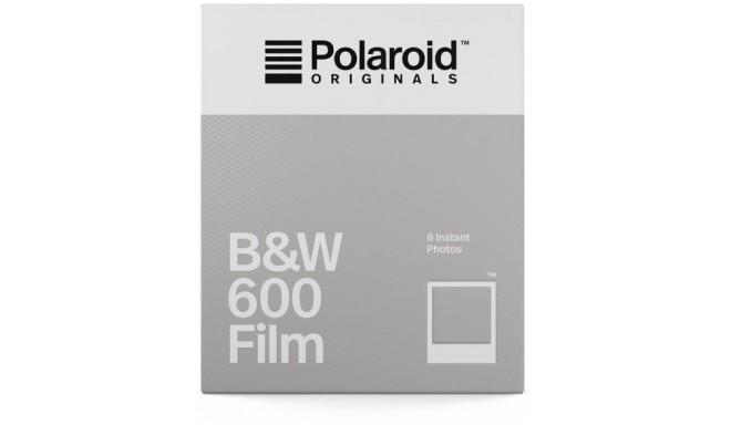 Polaroid 600 B&W