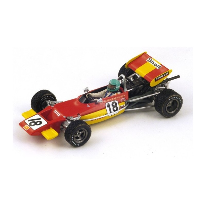 Spark model car Lotus 69 #18 Reine Wisell - Model kits - Photopoint