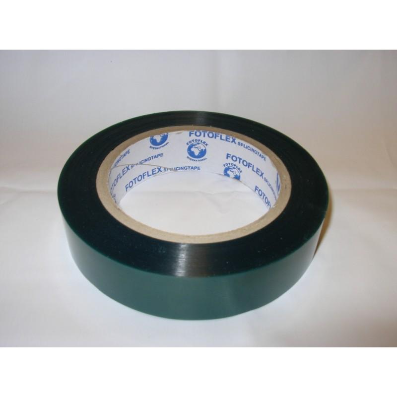Fotoflex silikoonteip 25mm roheline