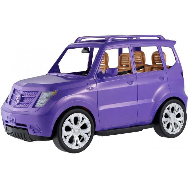 Barbie Car SUV, Purple