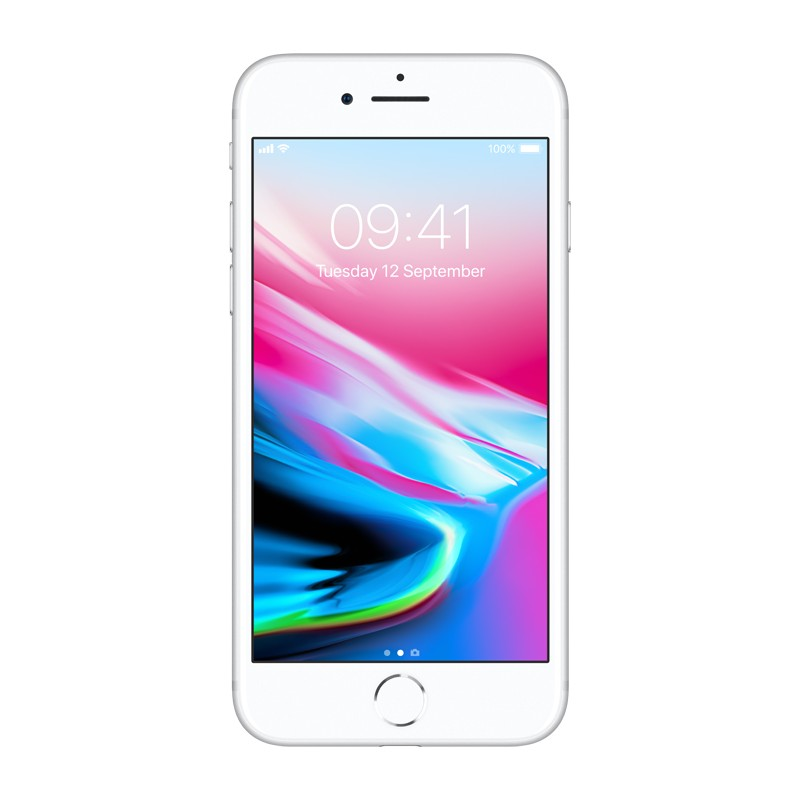 Apple iPhone 8 64GB, серебряный
